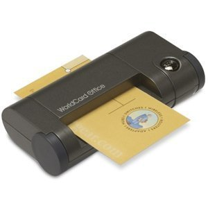 WorldCard Office Smallest Business Card Scanner