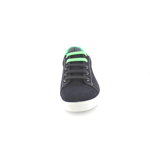 5924000 Fille Chaussures Bleu 170 à enfant 67 Rey RICOSTA Lacets OU Garçon wTE0RR