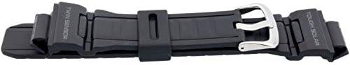 Casio G-Shock G-9300-1 Watch Strap 10388870 - Black