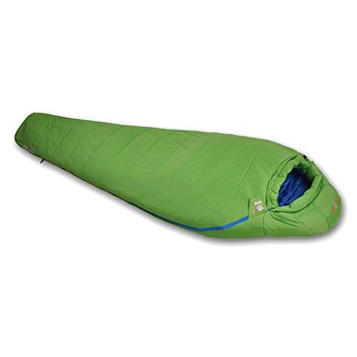 Fu Man Li Trading Company Siete Aislamiento Momia Agujero 10 ℃ - Menos 17 ℃ Saco de Dormir de algodón A+