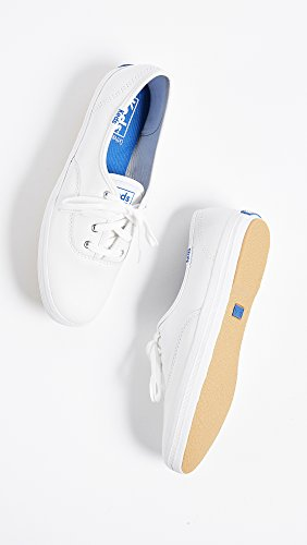 Blanc Baskets femme Black Champion Text White mode Keds Core White Champion H7qRO