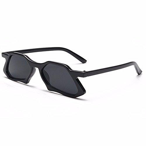 Gafas Gafas Sol de para de y de Mujer Hombre Intellectuality D Sol Irregular Gafas Personalidad con Sol D y dR6Exwq5E