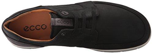 ECCO Scarpe 58166 Iowa Nero black Licorice Basse da Ginnastica Uomo vvCwqx7rZ