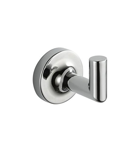 50%OFF Brizo 693575-PC - Odin: Robe Hook - Chrome Finish