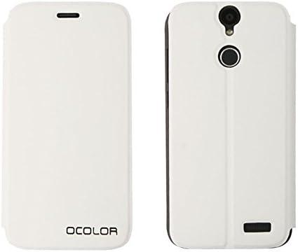 PREVOA® 丨 Flip PU Carcasa Funda Case para Vernee Thor 4G LTE Smartphone 5,0 Pulgadas Smartphone: Amazon.es: Electrónica