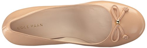 Nude Cole Pump LCE Wedge Women's Haan WDG Elsie Leather 65mmii rtH8rxq0w