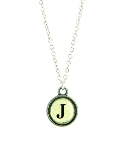 Fallen Saint Typewriter Key Necklace Letter - Uk Shop Typewriter
