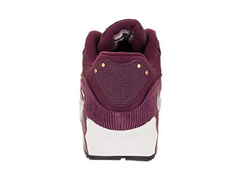 Bordeaux Black Lea White de 90 Fitness Air WMNS Nike Chaussures Max Femme 001 Multicolore Bordeaux Awtx1POq7