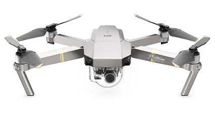 Mavic Pro  Combo Platinum DJI Quadcopter Drone con fotocamera