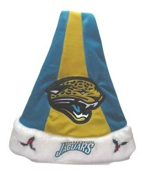 Jacksonville Jaguars Santa Hat