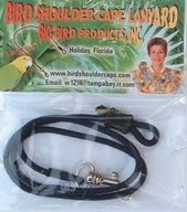 Lanyard – for Use with Bird Shoulder Cape or Arm Perch, My Pet Supplies