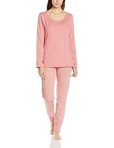s.Oliver, Pijama Entero para Mujer Rosa