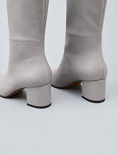 Grey Grey Grey Gris Bottes FIND Bottes Femme Gris FIND FIND Femme Femme Bottes Gris wI1xqTABA