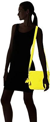 Kipling Sebastian Sparkly Gold Crossbody Bag