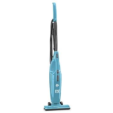 Dirt Devil Vacuum Cleaner Simpli-Stik Lightweight Bagless Corded Teal Stick and Handheld Vacuum SD20007