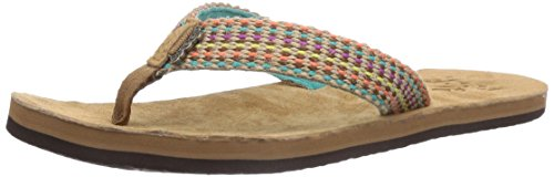 Gypsylove Teal Mujer Chanclas REEF Multicolor Tea O41qSOzZwP