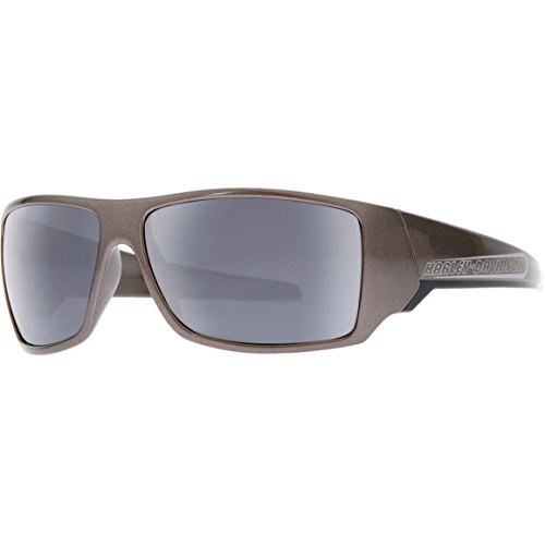 0e69ce2322539d Harley Davidson Lunettes de soleil Homme gris gris métallique ...