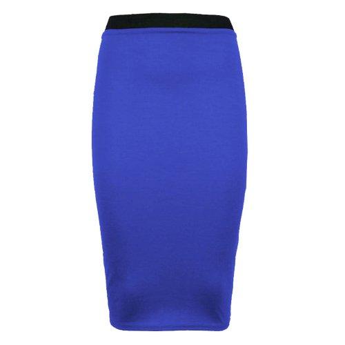 Purple Hanger - Falda - para mujer azul cobalto