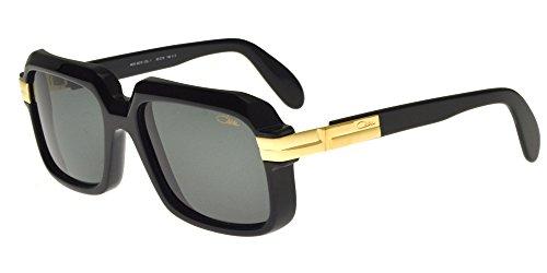 Cazal CAZAL VINTAGE 607-3 BLACK GREY BLACK GOLD/GREY 56/18/140 unisex Sunglasses