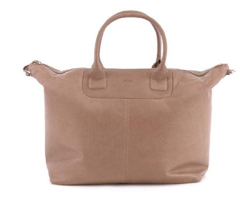 Bree, Shopper, Tote Bag, Valencia 5 Brown - Taupe (braun / Taupe)