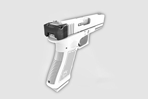 ReCover Tactical GCH17 Glock 17 19 Slide Racking Aid - Fits all Double Stack 9mm and SW40 Glocks. No Modifications Required For Installation