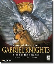 Gabriel Knight 3: Blood of the Sacred - Rare PC Game (Original Box) by Sierra On-Line