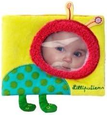 Juliette Fotoalbum mit H/üllen Raupe Lilliputiens 6686284