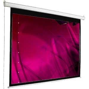 DRAPER 800061 - Draper Accuscreens Electric Projection Screen - Matte White - 94