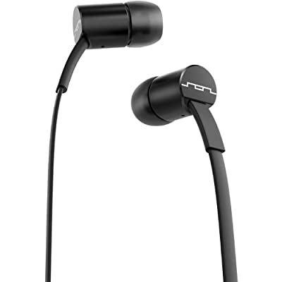 Sol Republic 1111-31 JAX In-Ear Headphones with 3-Button Mic and Music Control