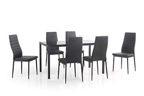 Sedie Sala Da Pranzo Ecopelle : Woltu bh gr set di sedie per sala da pranzo sgabello con