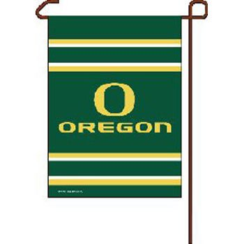 WinCraft NCAA University of Oregon WCR16492011 Garden Flag, 11