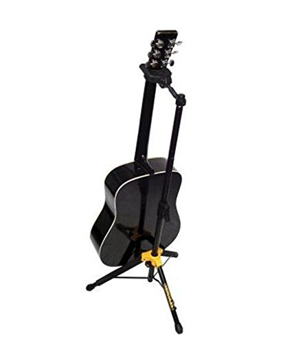 hercules gs415b a g guitar stand fold neck buy online in ksa electronics products in saudi. Black Bedroom Furniture Sets. Home Design Ideas