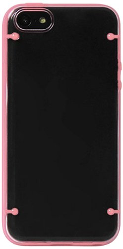 Katinkas Fluorescent Tech Hard Case für Apple iPhone 5C pink