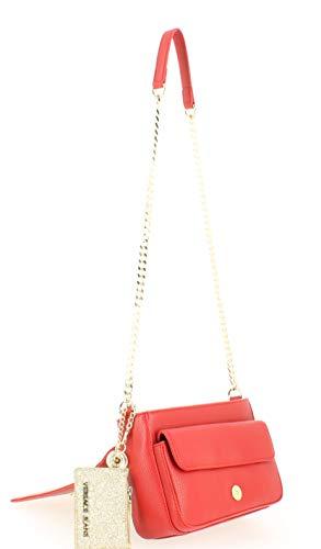 Rojo Versace Bolso Mujer Para Cruzados Jeans wXqr5g1UXn