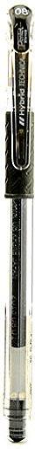 (Pentel Hybrid Technica Gel Pen (0.8 mm) 4 pcs sku# 1845600MA)