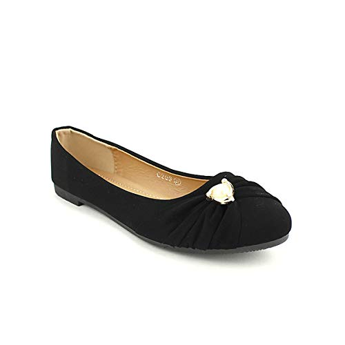 Ballerine Noire Femme Noir Chaussures Boaime Cendriyon dAH07nfqxd