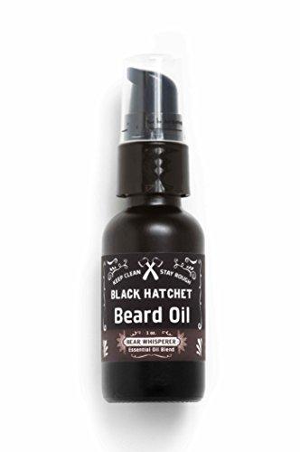 Black Hatchet Beard Bear Whisperer product image