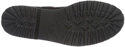 La Strada 909650, Zapatillas de Estar por Casa para Mujer Negro - Schwarz (1901 - pu black)