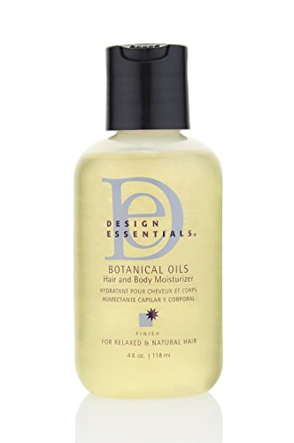 Design Essentials Botanical Oils Hair And Body Moisturizer For Relaxed & Natural Hair- 4 Oz