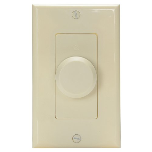 Parts Express 70V 30W Decora Style Ivory Volume Control ()