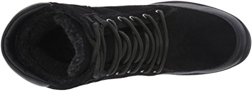 Kamik Women's Shawna Snow Boot, Black Black