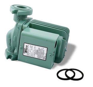 Taco 0013-F3 1/6-HP Cast Iron Cartridge Circulating Pump (F3 Compact)