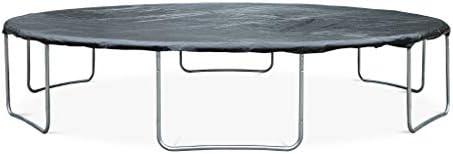 Alices Garden - Cama elastica, Trampolin de 490 cm, aguanta hasta 150 kg (estructura reforzada). Inluye: red de protección- JUPITER