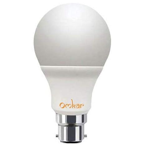 Omkar Light and Motion Sensor LED Bulb (Cool White)