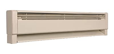 Fahrenheat PLF750 Hydronic Baseboard Heater, 120-volt by Fahrenheat