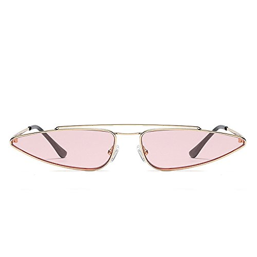 Sun Eye Women Pink Anti Glasses Retro Cat Vintage Fashion UV Sunglasses Unique Small 8qTWSc1