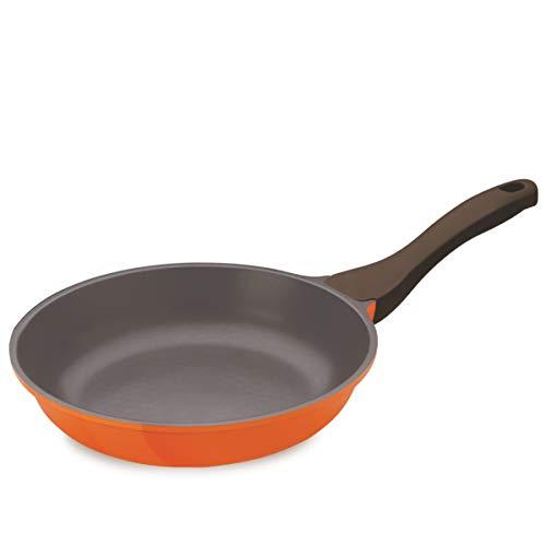 Alda Induction Base Non Stick Die Cast Ceramic Frying Pan, 22 cm