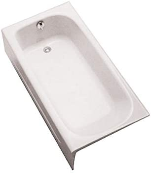 Toto FBY1515RPNo.01 Enameled Cast Iron Bathtub, Cotton
