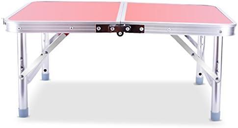 TTZDZ Mesa Plegable portátil de Ordenador Mesa de Picnic mesas ...