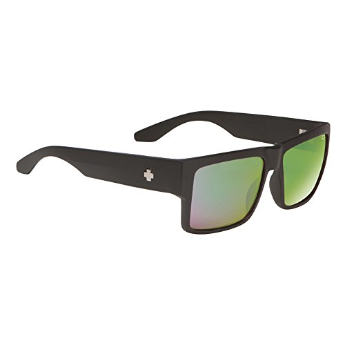 MATTE cirus POLARIZED de BRONZE sol HAPPY Gafas GREEN SPY BLACK SPECTRA fZIRnqw